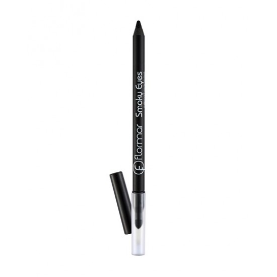 Карандаш для глаз Smokey Eyes Carbon Black Waterproof Eyeliner