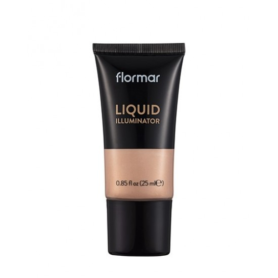 Жидкий хайлайтер Flormar Liquid Illuminator Sunset
