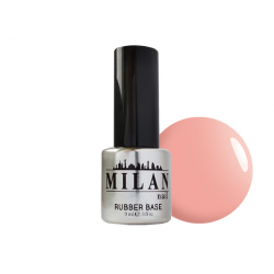 Каучуковое базовое покрытие MILAN NAIL,French Rubber Base №1