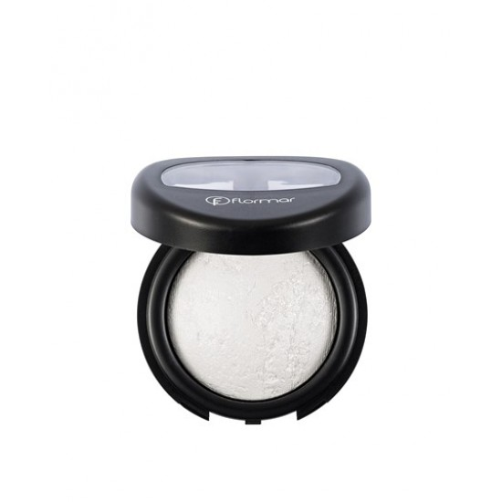 Тени для век Flormar Diamonds Terracotta Eye Shadow