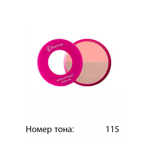 Румяна Pretty Compact Blush-on