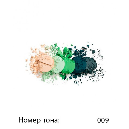 Тени для век Flormar Color Palette Eye Shadow