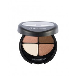 Тени для век Flormar Quartet Eye Shadow